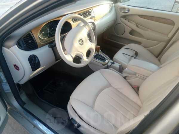 Jaguar X-Type, 2002 год, 355 000 руб.