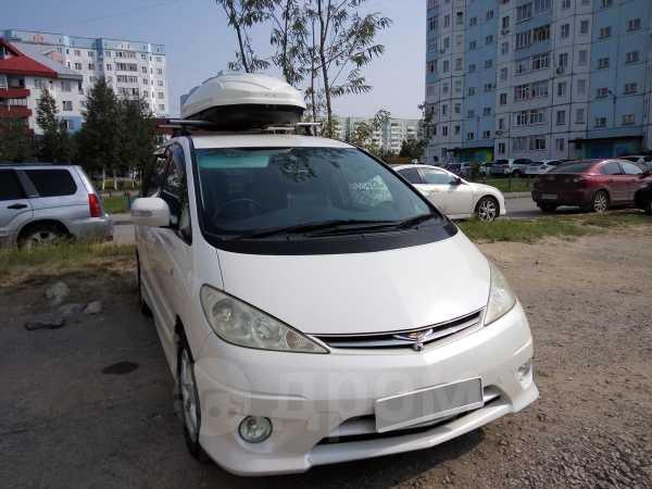 Toyota Estima, 2001 год, 595 000 руб.