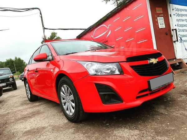 Chevrolet Cruze, 2012 год, 385 000 руб.