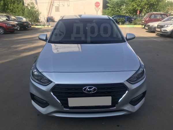 Hyundai Solaris, 2018 год, 630 000 руб.