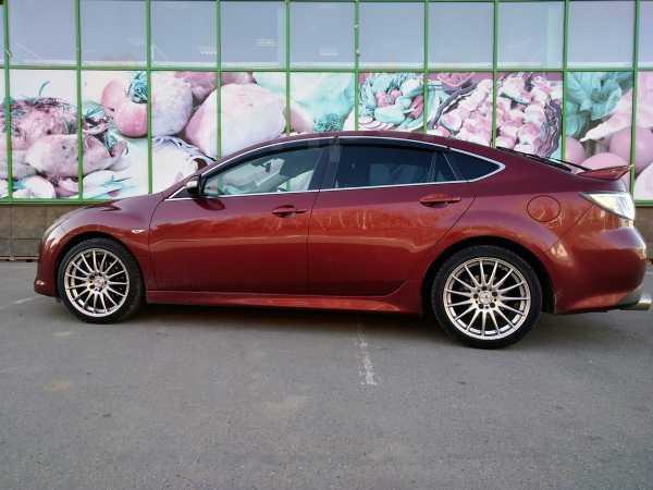 Mazda Atenza, 2008 год, 615 000 руб.