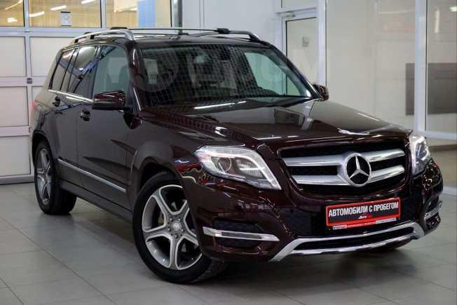 Mercedes-Benz GLK-Class, 2012 год, 1 147 000 руб.