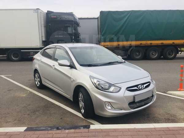 Hyundai Solaris, 2014 год, 699 000 руб.