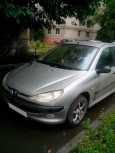 Peugeot 206, 2002 год, 160 000 руб.