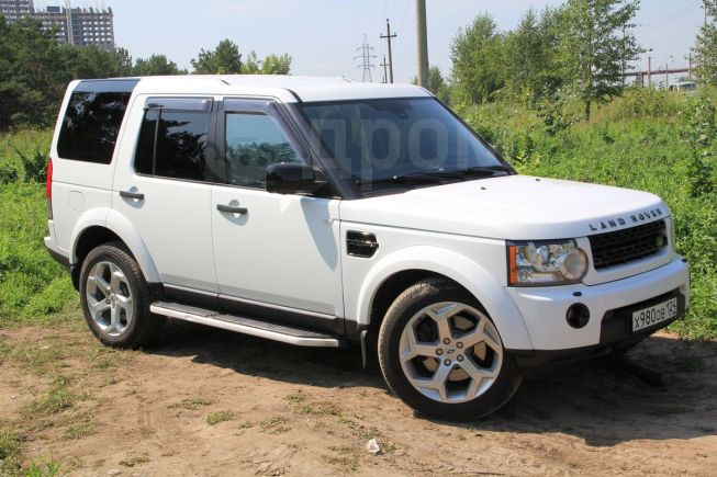 Land Rover Discovery, 2011 год, 1 290 000 руб.