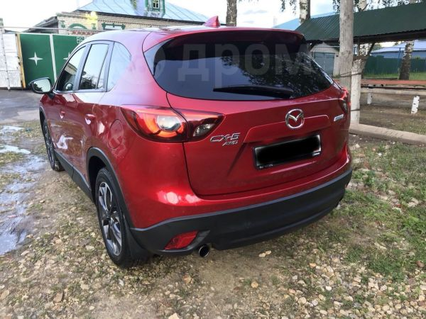 Mazda CX-5, 2016 год, 1 599 999 руб.