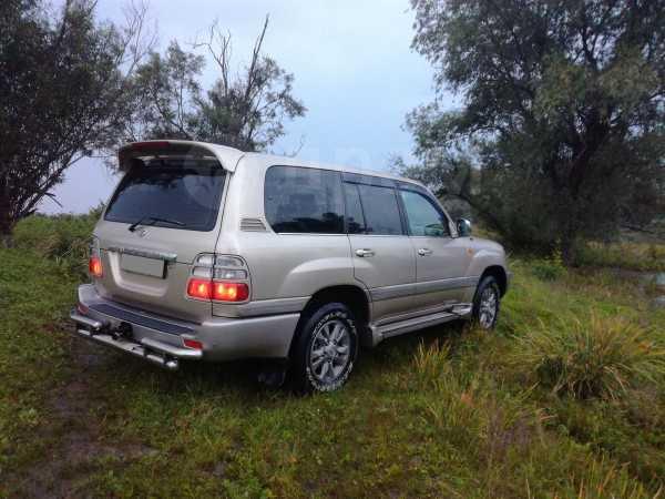 Toyota Land Cruiser, 2003 год, 1 140 000 руб.