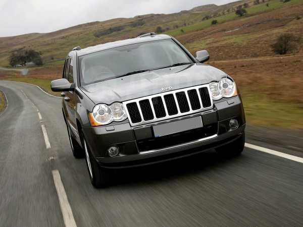 Jeep Grand Cherokee, 2008 год, 850 000 руб.