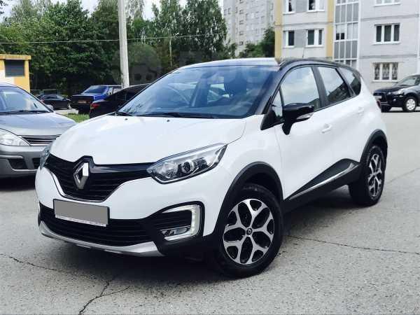 Renault Kaptur, 2017 год, 815 000 руб.