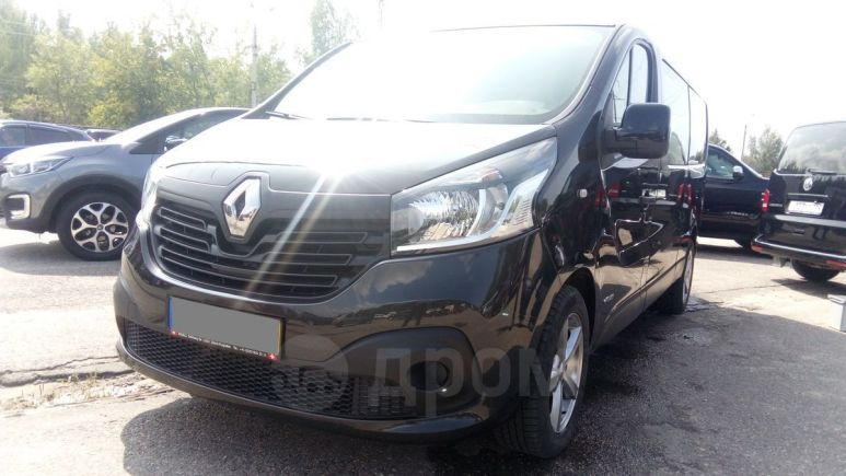 Renault Trafic, 2014 год, 1 370 000 руб.