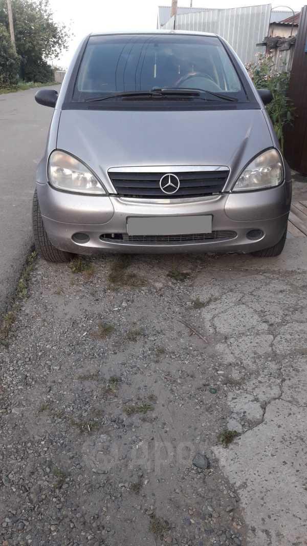 Mercedes-Benz A-Class, 2000 год, 200 000 руб.
