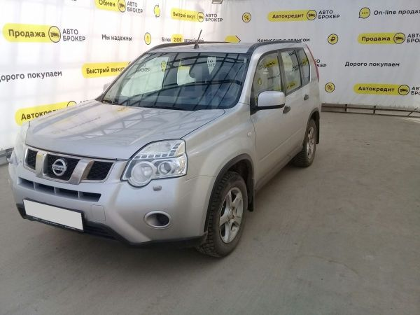 Nissan X-Trail, 2013 год, 1 156 000 руб.