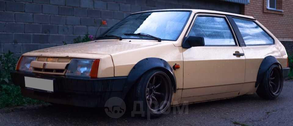 Лада 2108, 1987 год, 90 000 руб.