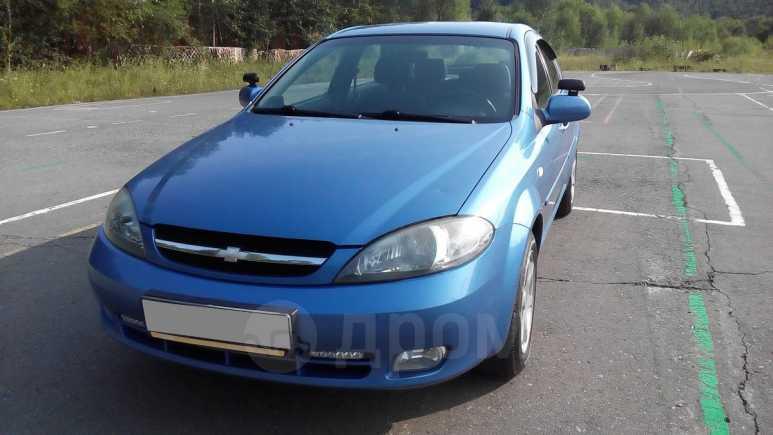 Chevrolet Lacetti, 2008 год, 511 000 руб.