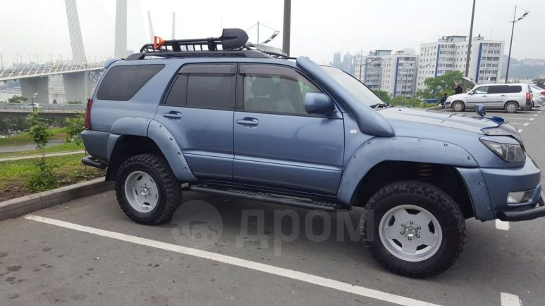 Toyota Hilux Surf, 2004 год, 1 300 000 руб.