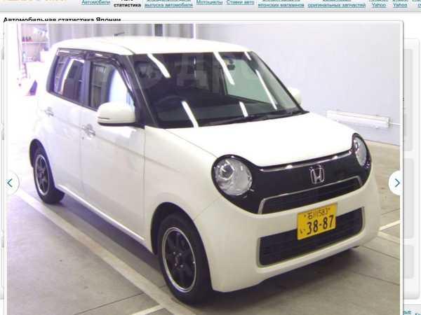 Honda N-ONE, 2015 год, 419 000 руб.