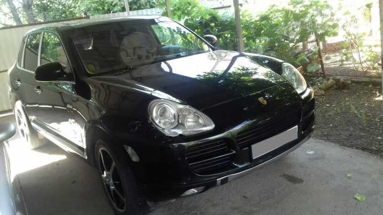 Porsche Cayenne, 2006 год, 500 000 руб.