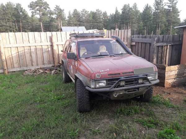 Nissan Terrano, 1988 год, 330 000 руб.