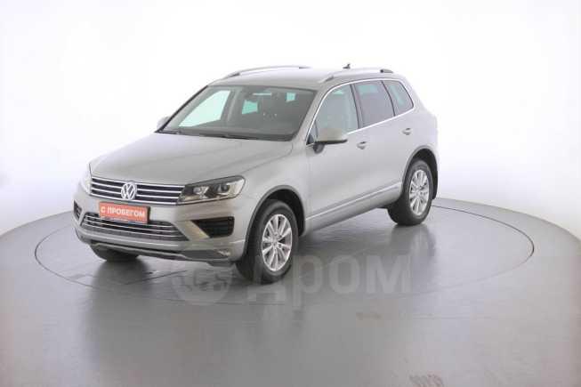Volkswagen Touareg, 2016 год, 1 929 000 руб.