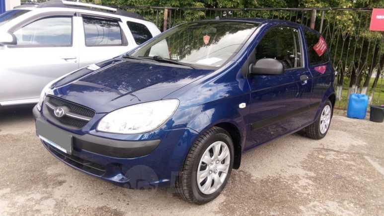 Hyundai Getz, 2010 год, 247 000 руб.