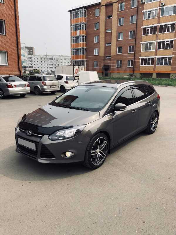 Ford Focus, 2013 год, 649 000 руб.