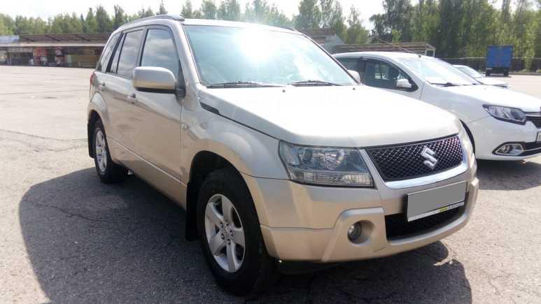 Suzuki Grand Vitara, 2008 год, 500 000 руб.