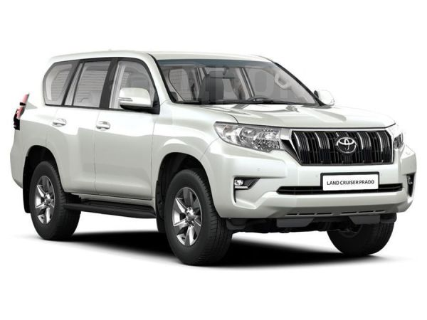 Toyota Land Cruiser Prado, 2019 год, 3 292 000 руб.