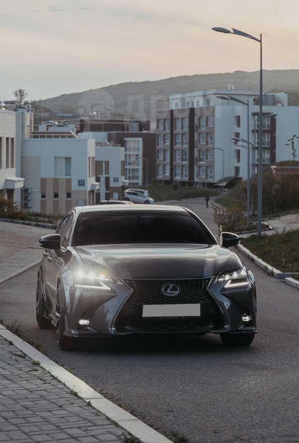Lexus GS350, 2012 год, 2 650 000 руб.