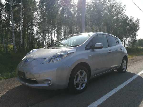 Nissan Leaf, 2012 год, 398 000 руб.