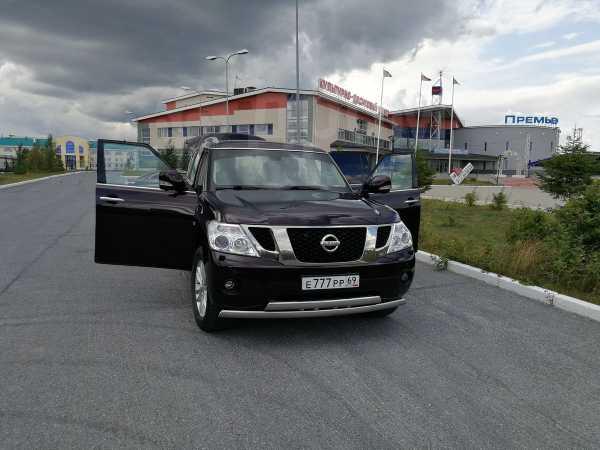 Nissan Patrol, 2010 год, 1 700 000 руб.