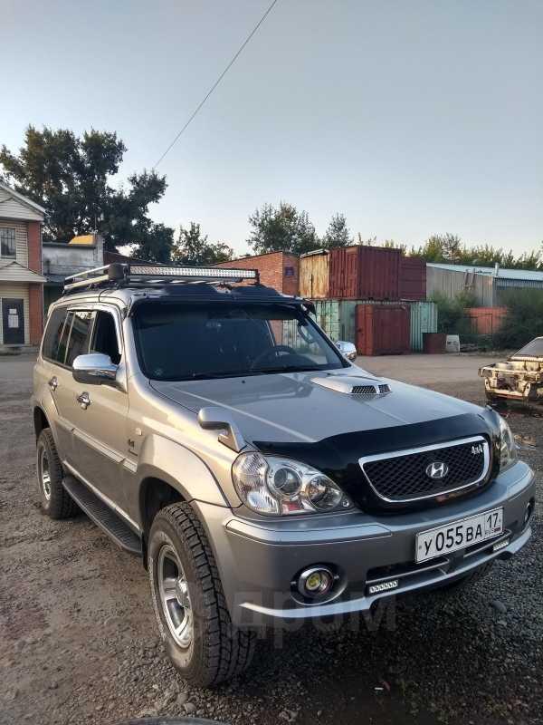 Hyundai Terracan, 2003 год, 485 000 руб.