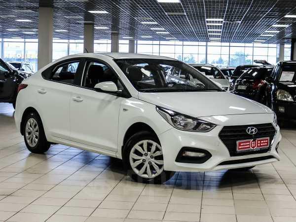 Hyundai Solaris, 2017 год, 685 500 руб.