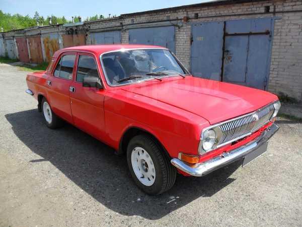 ГАЗ 24 Волга, 1989 год, 90 000 руб.