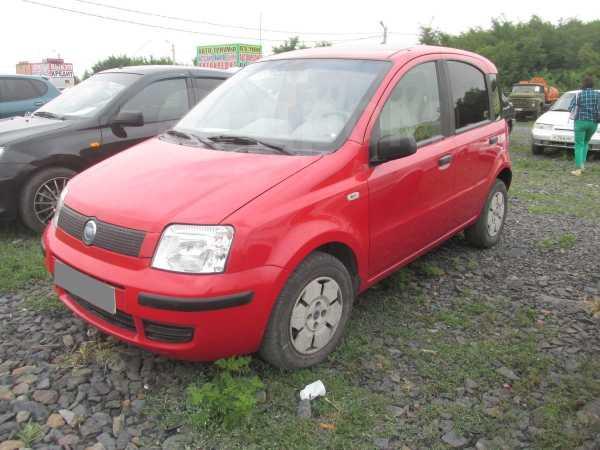 Fiat Panda, 2005 год, 195 000 руб.