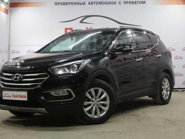 Hyundai Santa Fe, 2015 год, 1 099 000 руб.