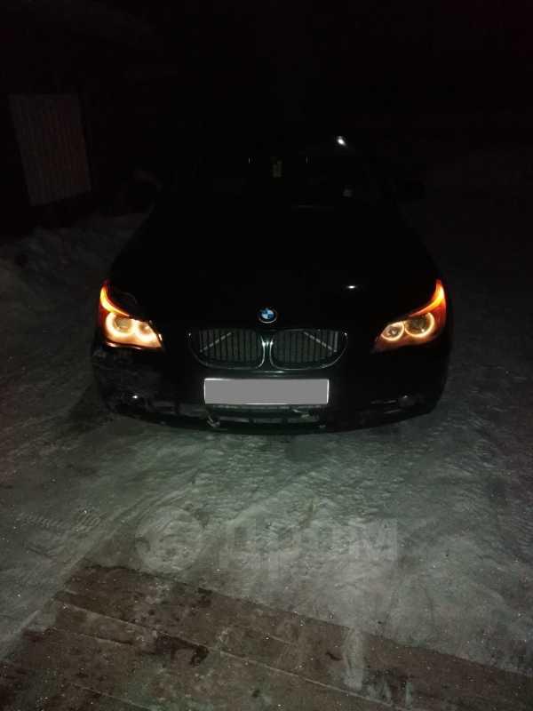 BMW 5-Series, 2005 год, 420 000 руб.