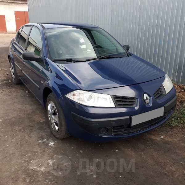 Renault Megane, 2008 год, 375 000 руб.