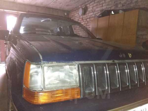 Jeep Grand Cherokee, 1994 год, 150 000 руб.