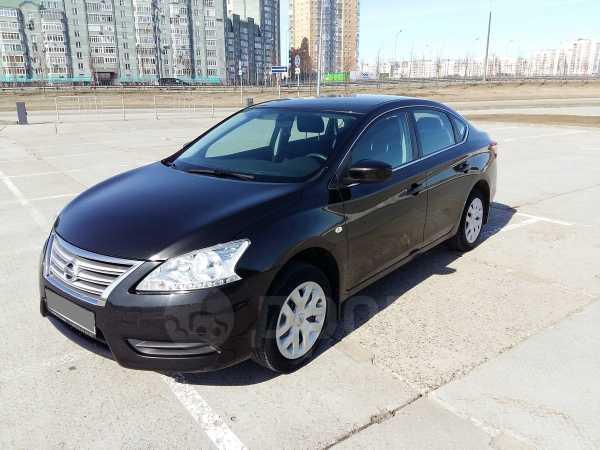 Nissan Sentra, 2015 год, 630 000 руб.