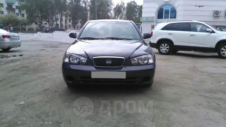 Hyundai Elantra, 2003 год, 217 000 руб.