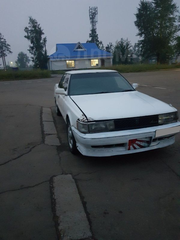 Toyota Chaser, 1989 год, 70 000 руб.