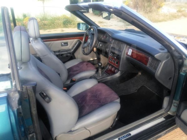Audi Cabriolet, 1993 год, 165 000 руб.