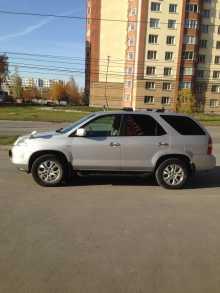 Новосибирск MDX 2002