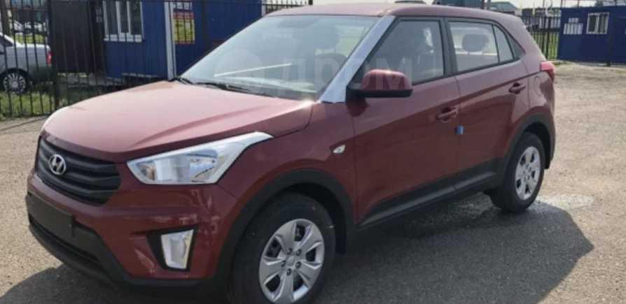 Hyundai Creta, 2019 год, 1 034 000 руб.