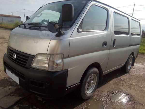 Nissan Caravan, 2003 год, 380 000 руб.