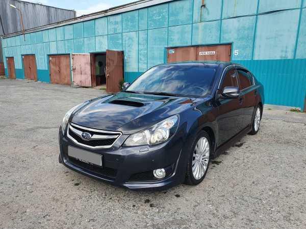 Subaru Legacy, 2010 год, 850 000 руб.