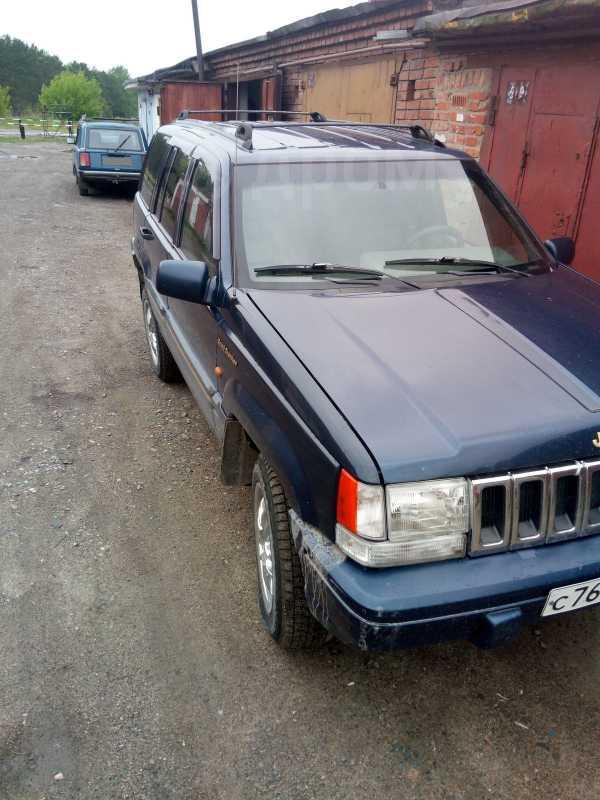 Jeep Grand Cherokee, 1995 год, 275 000 руб.