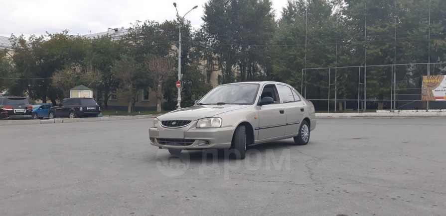 Hyundai Accent, 2007 год, 175 000 руб.