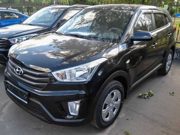 Hyundai Creta, 2019 год, 1 061 000 руб.
