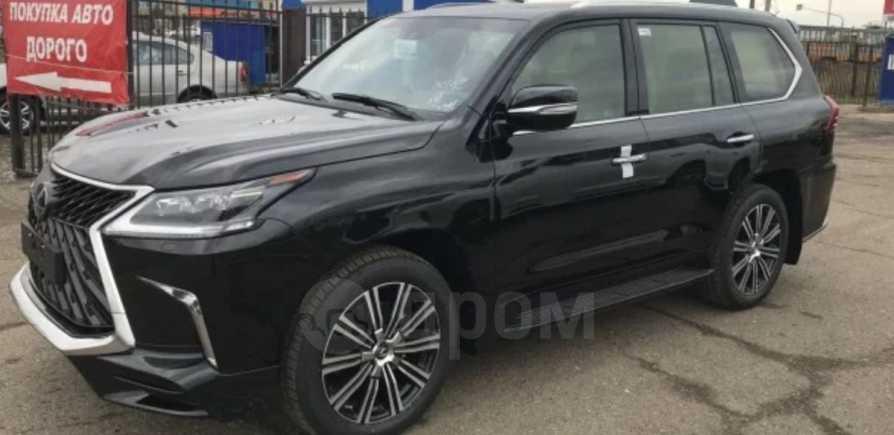 Lexus LX570, 2019 год, 6 834 000 руб.